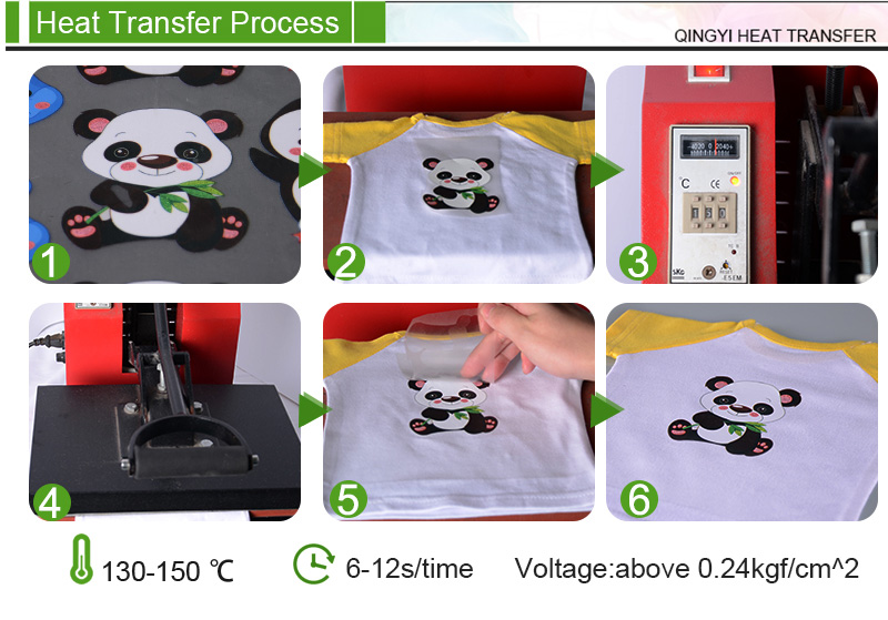 Heat Transfer Printing Machine